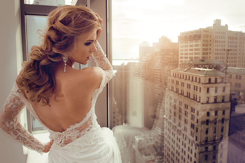 Pat Gracious Hair Styling Bridal Styling
